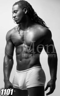 Black Male Strippers 1101-1 ---SHOWTIME---