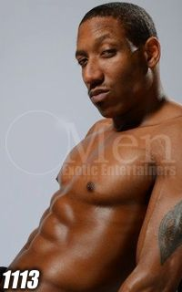 Black Male Strippers 1113-3