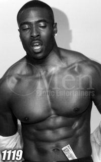 Black Male Strippers 1119-3