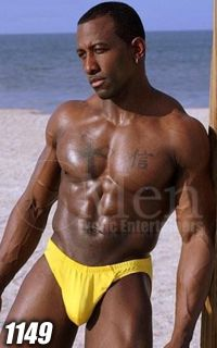 Black Male Strippers 1149-1 ---WONDER---