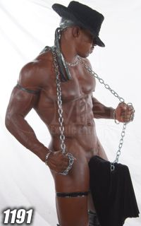 Black Male Strippers 1191-2