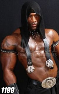 Black male exotic strippers
