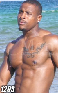 Black Male Strippers 1203-1 ---DEZIRE---