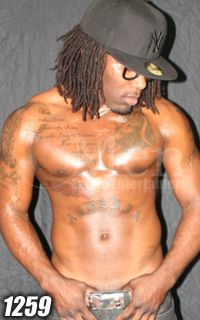 Black Male Strippers 1259-4