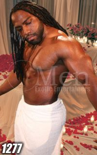 Black Male Strippers 1277-4