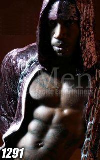 Black Male Strippers 1291-3