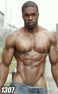 Black Male Strippers 1307-2