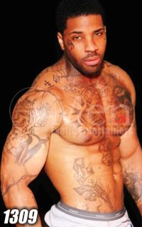 Black Male Strippers 1309-3