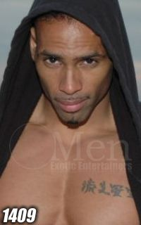 Black Male Strippers 1409-3