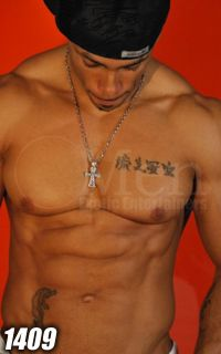 Black Male Strippers 1409-4