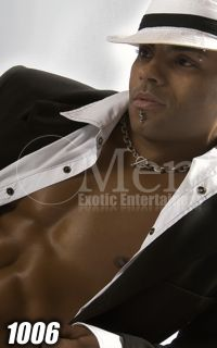 Black Male Strippers 1006-2