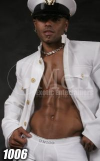 Black Male Strippers 1006-4