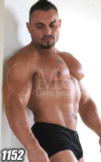 Male Strippers 1152-1 ---PAUL---