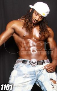 Black Male Strippers 1101-2