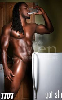 Black Male Strippers 1101-3