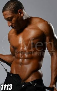 Black Male Strippers 1113-1 ---PHOENIX---