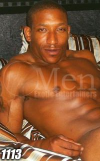 Black Male Strippers 1113-2