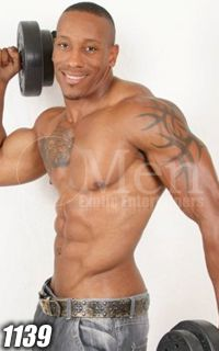 Black Male Strippers 1139-3