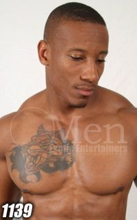 Black Male Strippers 1139-4
