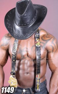Black Male Strippers 1149-4