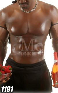 Black Male Strippers 1191-3