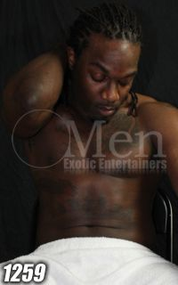 Black Male Strippers 1259-2