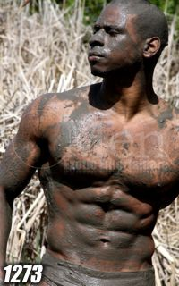 Black Male Strippers 1273-4