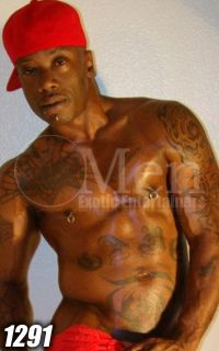 Black Male Strippers 1291-2