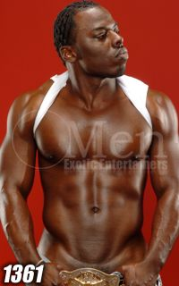 Black Male Strippers 1361-4