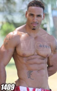 Black Male Strippers 1409-2