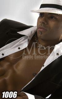 Black Male Strippers 1006-2
