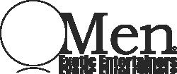 OMen Male Stripper Logo