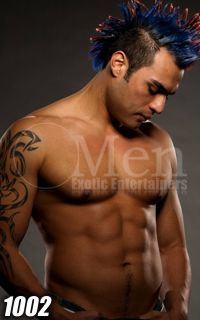 Male Strippers 1002-2