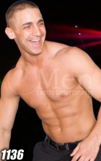 Male Strippers 1136-3