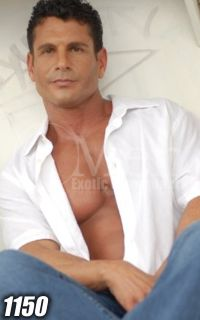 Male Strippers 1150-1 ---CHRISTIAN ANTHONY---