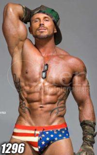 Male Strippers 1222-1 ---MAVERICK---
